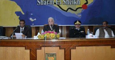 محافظ جنوب سيناء : تخصيص 2.5 مليون جنيه لإنشاء 5 ملاعب