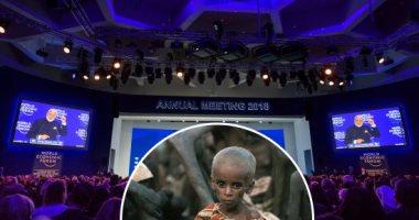 """دافوس ينطلق.. وأرقام الفقر والغنى تطرح علامات استفهام كبرى.. """"أوكسفام"""" تكشف 26 ملياردير ثرواتهم تعادل 3.8 مليار شخص.. """"فاو"""": المجاعات تهدد 1.4 مليون طفل.. والأمم المتحدة: 1.3 مليار شخص تحت خط الفقر"""