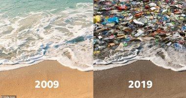 منين بيودى على فين.. رحلة انتقال البلاستيك من الأنهار للمحيطات