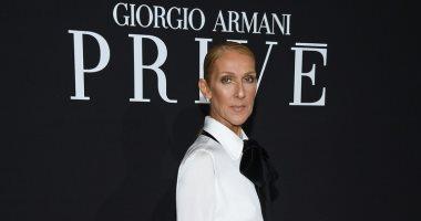 سيلين ديون وآمبر هيرد وجيوم ودوكري بعرض أزياء Giorgio Armani Prive