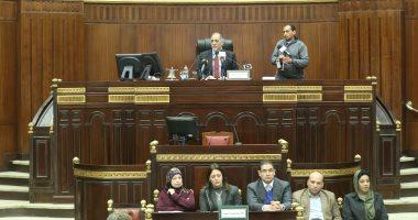 صور.. بدء جلسة الحوار المجتمعى بلجنة التضامن بمجلس النواب لمناقشة ضبط الأسعار