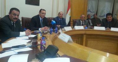 الضرائب المصرية تشكل لجنة دائمة مع تجار مواد البناء لحل مشاكل الشعبة