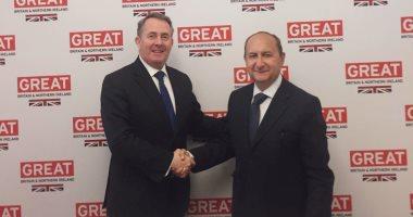 وزير التجارة: 5.4 مليار دولار استثمارات بريطانيا فى مصر