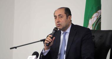 السفير حسام زكى: المسار السياسى هو السبيل الوحيد لحل الأزمة فى ليبيا