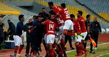 فيديو ملخص مباراة الاهلى والمقاصة بالدورى الممتاز اليوم السابع