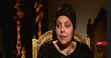 أرملة الشهيد ساطع النعمانى: الرئيس ضهرنا بعد اللى راح مننا