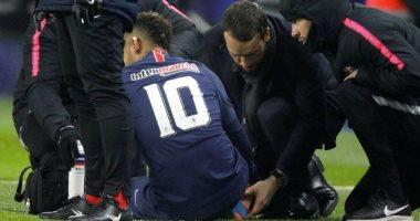 نيمار يتعرض لإصابة قوية فى تأهل سان جيرمان لثمن نهائى كأس فرنسا.. فيديو