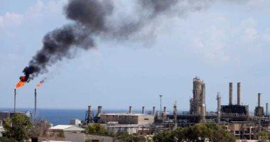 مؤسسة النفط الليبية تبدى قلقها من انعدام سيادة القانون على القطاع