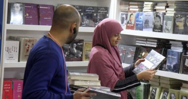بالأرقام.. تعرف على عدد زائرى معرض القاهرة الدولى للكتاب فى يومه الأول.. صور