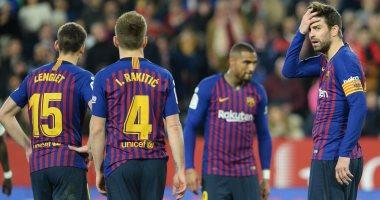 ملخص وأهداف مباراة إشبيلية ضد برشلونة فى كأس إسبانيا