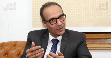رئيس معرض القاهرة للكتاب: المصنفات الفنية مسئولة عن مواجهة كتب التطرف