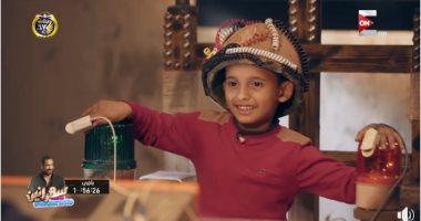 """الطفل أحمد علاء يتحدى شيماء سيف بـ""""Miss Understand"""" على ON E"""