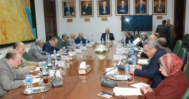 اجتماع اللجنة التنسيقية لمشروع تطوير الري الحقلى بعد إعادة تشكيلها