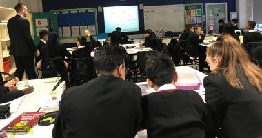 وفد مصرى يتفقد مدارس لندن لرصد تجارب تطوير التعليم ببريطانيا (صور)