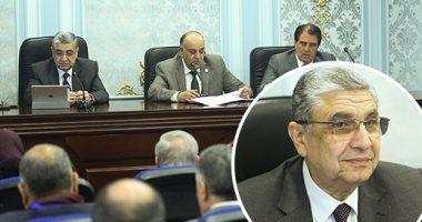 """وزير الكهرباء لـ""""النواب"""": نستهدف زيادة حجم التبادل الكهربائي مع الأردن"""