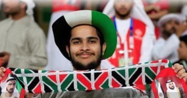 الإمارات vs قطر.. شرطة أبوظبى تطالب الجمهور بالتحلى بالروح الرياضية