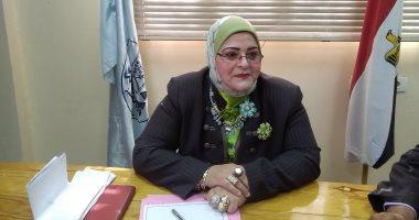 نقل طالبة ارتفعت حرارتها قبل أدائها الامتحان لمستشفى سيدي سالم في كفر الشيخ