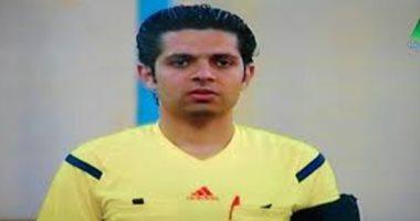 أحمد الغندور حكماً لمباراة المصري و الإسماعيلي في الدوري