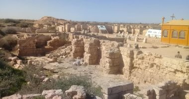 الآثار تبدأ المرحلة الثانية من تطوير منطقة أبو مينا الأثرية