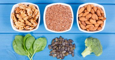 Choose healthy fats.. 5 benefits of eating foods rich in omega-3 fatty acids
