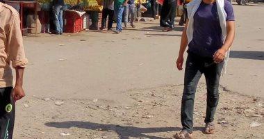 سكان مصطفى النحاس يستغيثون من إمبراطورية الباعة الجائلين والقمامة