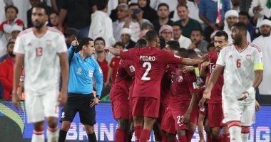 ملخص وأهداف فوز قطر على الإمارات 4-0 فى نصف نهائى كأس آسيا