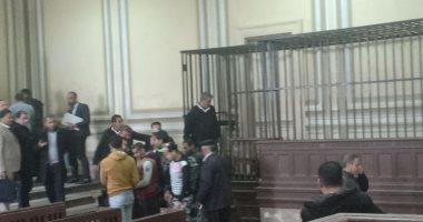 تعرف على العقوبة المنتظرة لـ9 متهمين باقتحام شركة مقاولات فى ميدان لبنان