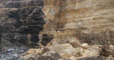 """موجز 10 مساء.. نقل الأسر المتضررة من انهيار صخرة منشأة ناصر لـ""""الأسمرات"""""""