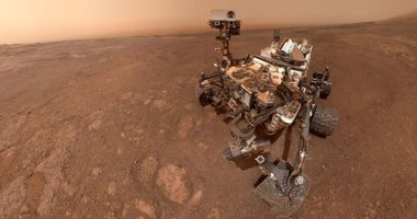 """شوف آخر صورة """"سيلفى"""" التقطتها ناسا فى """"المريخ"""""""