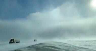 الشرطة: فقد رجل وفتاة بعد عاصفة قوية فى سويسرا