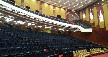 تعرف على أكبر مسرح جامعى قبل افتتاحه بأسبوع الجامعات المصرية