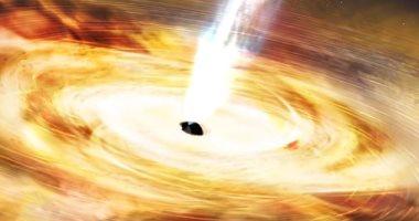 ماذا يحدث عندما يلتهم ثقب أسود نجمًا قريبًا؟ فيديو جديد يكشف