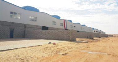 مصانع كاملة الترفيق ومجهزة بالتراخيص للإنتاج فورا.. 118 فى جنوب الرسوة ببورسعيد