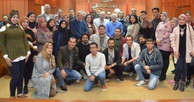 محافظ بورسعيد : قطاع الشباب فى مصر يمثل 60%