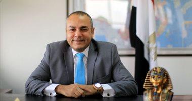 السفير خالد يوسف