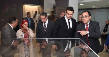 رئيس الوزراء يتفقد متحف الفن الإسلامى