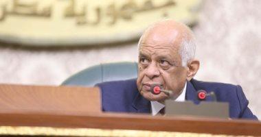رئيس البرلمان يدعو الحكومة للاهتمام بالرياضة ودعم مراكز الشباب فى الصعيد