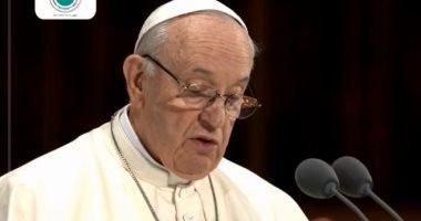 صور.. البابا فرنسيس يلغي مراسم تستهل موسم عيد الميلاد بسبب كورونا