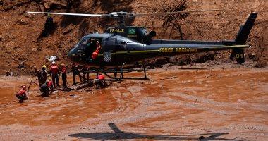 استمرار البحث عن 160 شخصا بسبب كارثة انهيار سد التعدين بالبرازيل