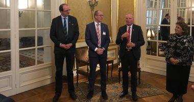 مجموعة الصداقة البرلمانية المصرية الألمانية تبحث تفعيل آليات التعاون