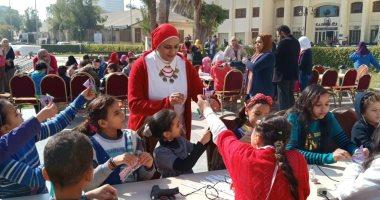 البيئة تشارك الأطفال إجازة نصف العام لنشر ثقافة الوعى البيئى