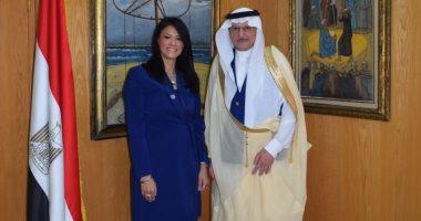 وزيرة السياحة تستقبل الأمين العام لمنظمة التعاون الإسلامى