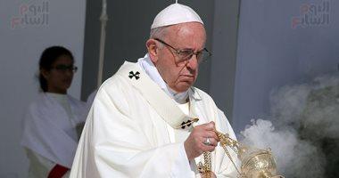 البابا فرنسيس يهنئ كاثوليك مصر بتنصيب الأنبا باخوم أسقفًا جديدًا