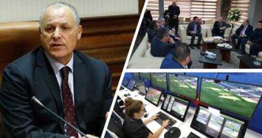 اتحاد الكرة يقرر إقامة مباريات كأس مصر بدون جمهور باستثناء النهائى