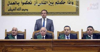 """تأجيل إعادة محاكمة 6 متهمين بـ""""فض اعتصام النهضة"""" لجلسة 2 نوفمبر"""