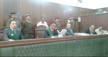 """تأجيل محاكمة المتهمين بـ""""محاولة اغتيال النائب العام المساعد"""" لـ31 مارس"""