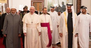 """المشاركون بالقمة العالمية للحكومات يثمنون لقاء """"الأزهر والفاتيكان"""""""