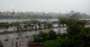 مركز التنبؤ بالرى يتوقع سقوط أمطار اليوم على جنوب سيناء وخليج السويس