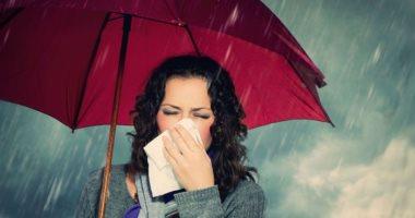 احذروا.. 7 أمراض تنتقل خلال الجو الممطر..أشهرها الأنفلونزا والإسهال