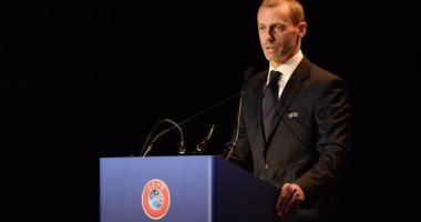 إعادة انتخاب تشيفيرين بالتزكية رئيسا للاتحاد الأوروبى لكرة القدم